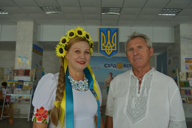 Волошин Анатолій Іванович. Директор Скадовського РБК